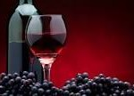 Drinking red wine for health